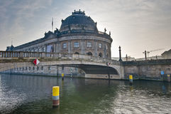 Bode Museum located on Berlin, Germany Stock Photos
