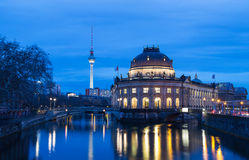 Bode museum located on Berlin, Germany – Stock Image Royalty Free Stock Photography