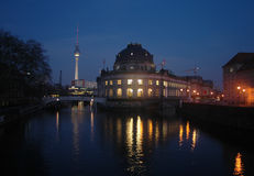 Bode Museum Stock Photography
