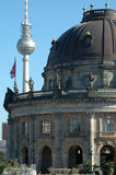 Bode Museum Royalty Free Stock Photos