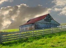 Bodega Barn royalty free stock image