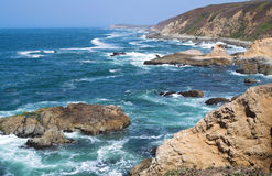 Bodega Head Peninsula and Coast Royalty Free Stock Photos