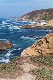 Bodega Head Rocky Coast Horizon Royalty Free Stock Photos