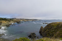 Bodega wybrzeże Fotografia Stock