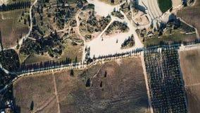 Bodegas de Santo Tomas, granja de Santos del viñedo cerca de Ensenada almacen de metraje de vídeo