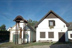 Bodegas, Hajos, Hungría Foto de archivo libre de regalías