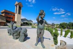 Bodegas Muga in Haro, La Rioja, Spain Stock Photo