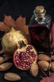 Bodegon del otoño Imagenes de archivo