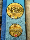 Bodeguita del Medio, Αβάνα στοκ εικόνες