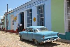 Bodeguita Trinidad Stockbilder