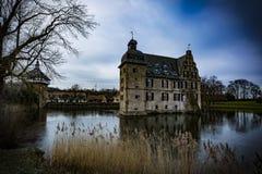 Bodelschwingh hus royaltyfri bild