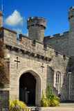 Bodelwyddan castle Stock Photo