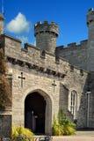 Bodelwyddan-Schloss Stockfoto