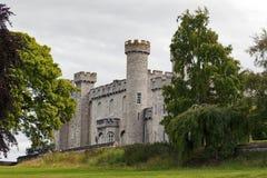 bodelwyddan slott norr wales Arkivfoto
