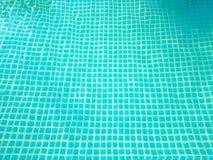 Bodem van de pool royalty-vrije stock foto