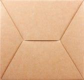 Bodem van de verpakking van doos royalty-vrije stock afbeelding