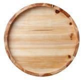 bodem van houten emmer royalty-vrije stock afbeelding