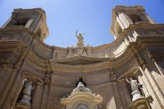 Bodemmening van de Kerk van Heilige Dominic ` s stock fotografie
