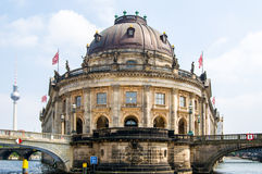 Bodemuseum Royalty Free Stock Photography