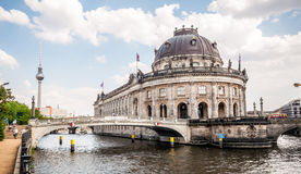 Bodemuseum Royalty Free Stock Photos