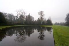 Boden der Brunnen-Abtei Lizenzfreie Stockbilder