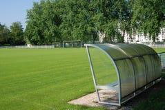 Boden des Fußballs, Fußball stockbilder