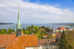 Boden lake, Konstanz city, Baden-Wuerttemberg, Germany Royalty Free Stock Images
