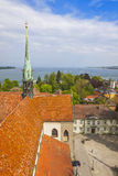 Boden lake, Konstanz city, Baden-Wuerttemberg, Germany Royalty Free Stock Photos