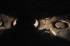 Boden-Licht Lizenzfreie Stockbilder