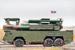 Boden-Luft-Raketen-Systeme Bouck M2 Stockfotografie