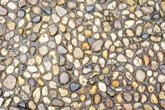 Boden mit Kopfstein Stockfoto