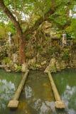 Boden in Truong Sanh Residence Lizenzfreie Stockfotografie