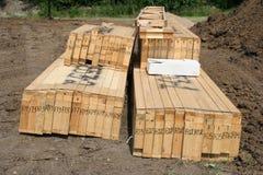 Bodenbinder geliefert stockfoto