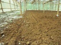 Bodenkonditionierung lizenzfreie stockbilder