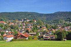 Bodenmais,Bavarian Forest Royalty Free Stock Photo
