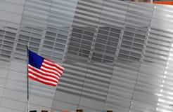 Bodennullpunkt, Manhattan, NYC stockbild