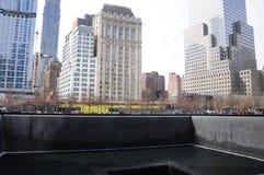 Bodennullpunkt Manhattan NYC Lizenzfreie Stockbilder
