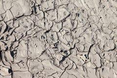 Bodenoberfläche mit gebrochenem Lizenzfreies Stockbild
