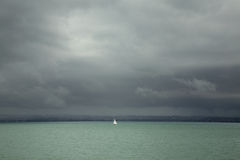 Bodensee lake – Constance lake near Romanshorn. Switzerland Royalty Free Stock Photo