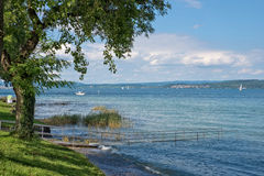 Bodensee (Lake Constance) Royalty Free Stock Photo