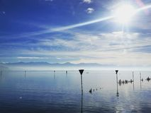 Bodensee. Sea, Germany, Bodensee Stock Image