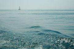 Bodensee. At sunny July  day Royalty Free Stock Image