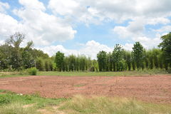 Bodenvorbereitung Lizenzfreie Stockbilder