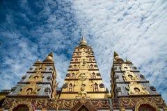 Bodh Gaya σε Wat Monmahinsilaram Στοκ φωτογραφίες με δικαίωμα ελεύθερης χρήσης
