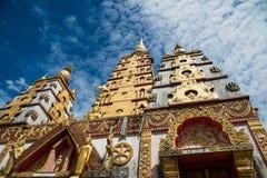 Bodh Gaya σε Wat Monmahinsilaram Στοκ Φωτογραφίες