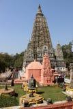 Bodh Gaya Imagens de Stock Royalty Free