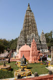 Bodh Gaya Royalty Free Stock Images
