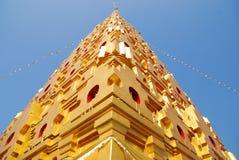 Bodh Gaya. Thai golden Bodh Gaya in Sangkhlaburi, Thailand Royalty Free Stock Photos