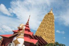 Bodh Gaya Foto de Stock