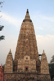 Bodh Gaya. Birthplace of Buddist, where Buddah found his enlightment Royalty Free Stock Photography